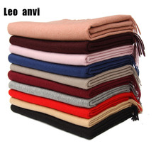 Good quality Wool pashmina fashion Winter Women scarf luxury brand colorful Knitted Keep warm Cashmere Ponchos and Capes