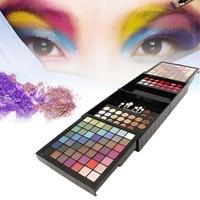 Hot Makeup Palette Set Eyeshadow Powder Concealer Blusher Lip Brow 177 Colors