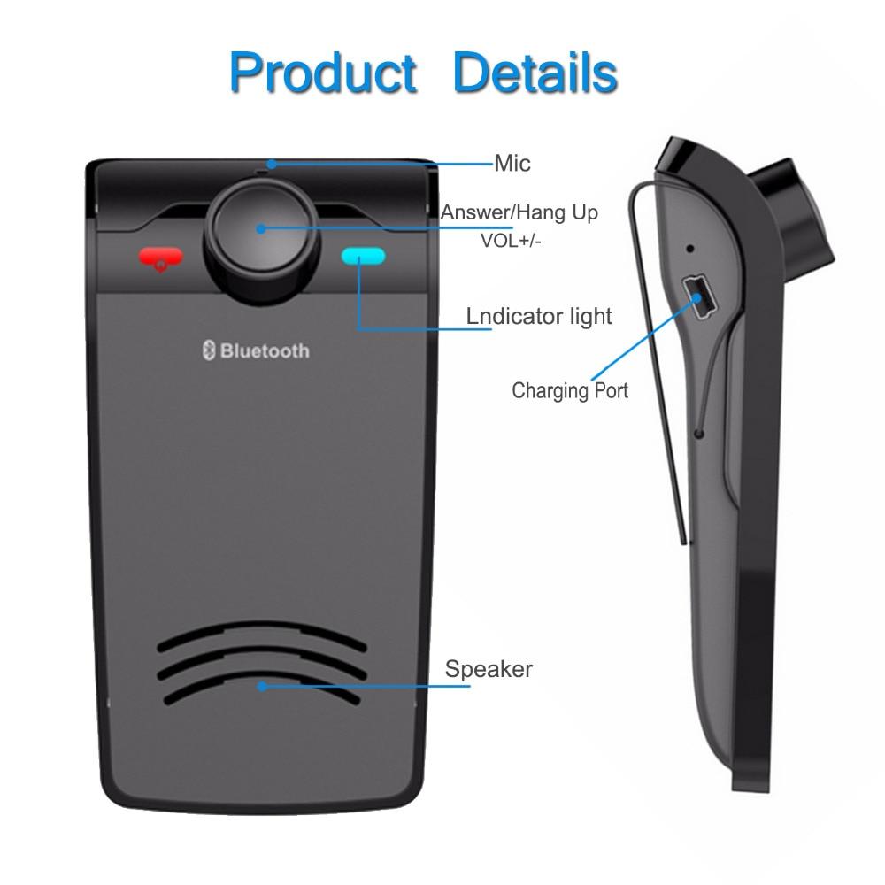 E0282-Car Bluetooth Speaker-4
