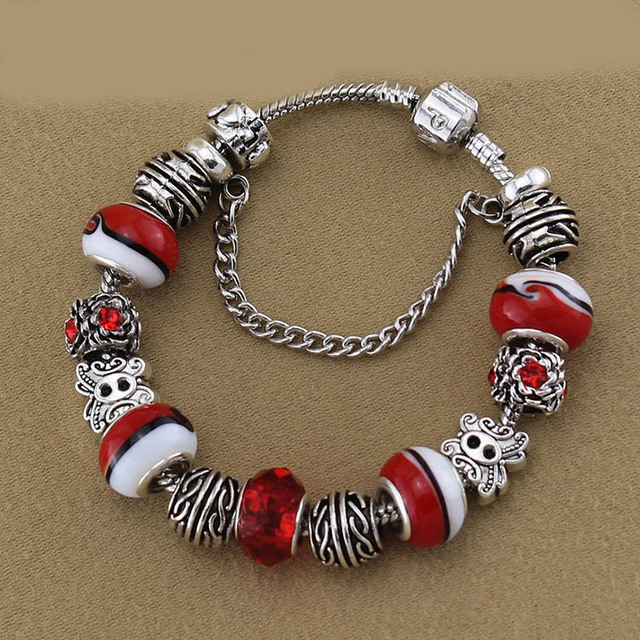 beaded women jewellery gidts lines the jewelry s made usa products handmade bracelet img her in along and for hammer heart