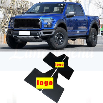 Guardabarros de salpicaduras para Ford F150 2013-2018, 2014, 2015, 2016, 2017 delantero trasero guardabarros Protector guardabarros camión Accesorios