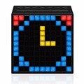 Divoom Timebox Bluetooth 4.0 Смарт будильник коробка и портативный динамик с FM радио Встроенный Микрофон для громкой связи вызова
