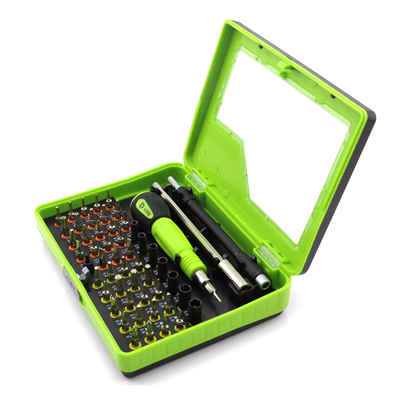 HJQ-8921 Magnetic Screwdriver 53 In 1 Precision Screw Driver Tool Kit For IPhone Repair