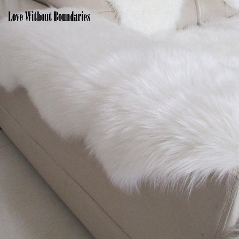 Sofa-Bed Seat Windowsill Cusion Imitation-Wool-Cushion Classical Ground Best The L--6cm