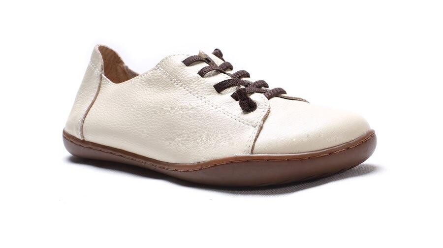 (35-42)Women Shoes Flat 100% Authentic Leather Plain toe Lace up Ladies Shoes Flats Woman Moccasins Female Footwear (5188-6) (35-42)Women Shoes Flat 100% Authentic Leather Plain toe Lace up Ladies Shoes Flats Woman Moccasins Female Footwear (5188-6) HTB1QEPdSXXXXXXWaXXXq6xXFXXXD