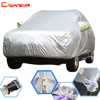 Cawanerl For BMW 1 3 5 6 7 Series M3 M5 X3 X5 X6 Waterproof Car Cover Outdoor Sun Anti UV Rain Snow Dust Protection Auto Covers