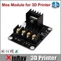 Качество Модуль Расширения Мощности МОП Модуль Добавить-на Нагретый слой Высокой Мощности Модуль для 3D 3D Принтер Частей 3DACT14