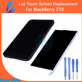 LL TRADER 100% Test Replacement for Blackberry Z10 LCD Touch Screen Digitizer Display Assembly with Full Frame Repair Toolkits