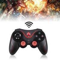 Беспроводной Bluetooth геймпад игровой контроллер джойстика T3 для смартфонов с USB кабелем для игры на платформе Android