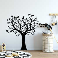 Diy Tree Wall Stickers Vinyl Waterproof Home Decoration Accessories For Kids Rooms Nursery Room Decor For Kids Rooms