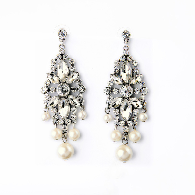 Special New Designer Chandelier Earrings Amazing Party Costume Jewelry Free Shipping