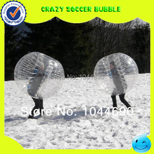 New, Funny inflatable bubble ball bumpers