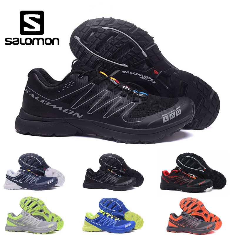 Salomon S-LAB SENSE 2 Men's Shoes Marathon City Race Cross Country Running Shoes Outdoor Jogging Sneakers 6 color size 40-46 road trip usa eighth edition cross country adventures on america s two lane highways