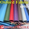 O ployester tecido oxford 600D com revestimento protetor DO PVC