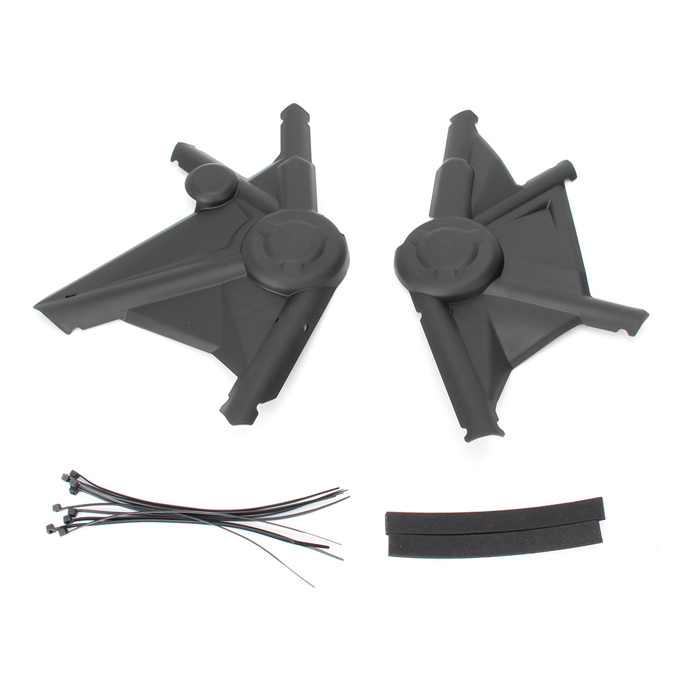 Upper Side Frame Infill Covers Guard Protector Assembly Set For BMW R1200GS/ADV 2013 2017 Motorcycle Accessory Parts