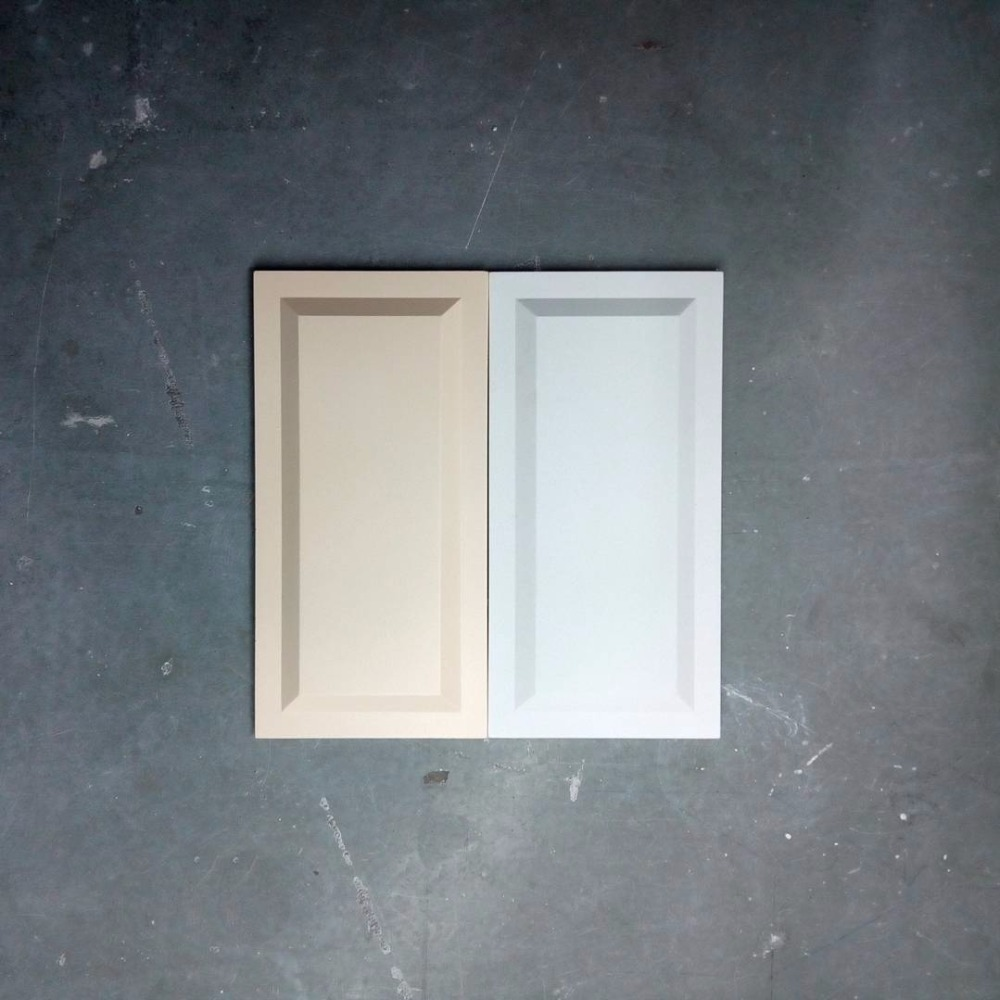 Rectangle silicone wall tile molds silicone rubber molds forms 3D decorative wall panels mold for decorative concrete