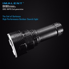 IMALENT DX80 8 *XHP70 LEDs Max Output 32000LM torch throw 800 meters flashlight with 8pcs batteries High Lumen Search light