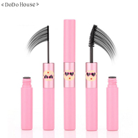 Doppelseitige Mascara Kosmetik Lange Schwarz Lash Wimpernverlängerung Wasserdichte Curling Thick Verlängerung Augen Make-Up Beauty