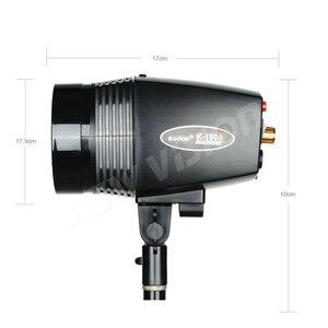 Image 3 - Godox K 180A 180 วัตต์ Monolight ถ่ายภาพสตูดิโอถ่ายภาพ Strobe ไฟแฟลชหัว (มินิ Master สตูดิโอแฟลช)
