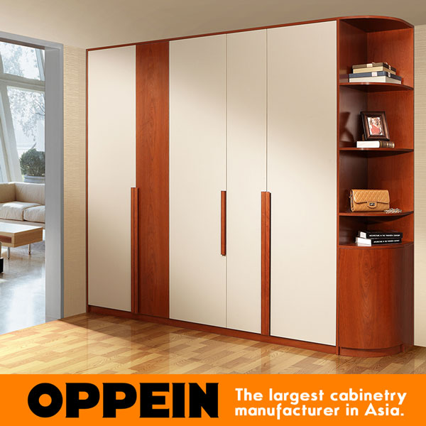 Wholesale New Double Color Wardrobe Design Furniture Bedroom Wardrobe Yg11541
