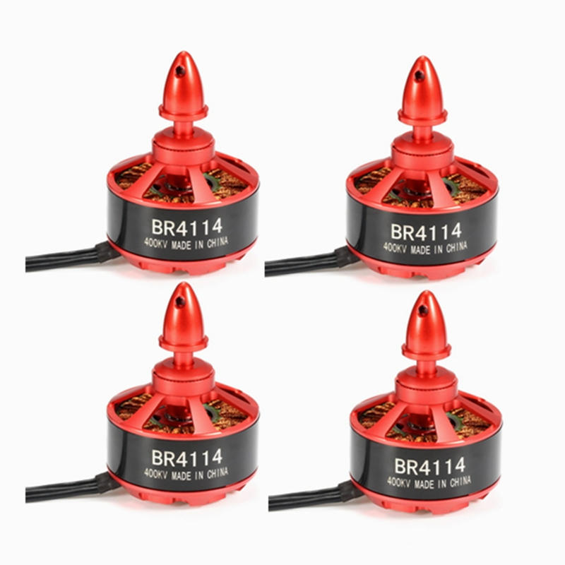 High Quality 4pcs/lot Racerstar Racing Edition 4114 BR4114 400KV 4-8S Brushless Motor For 600 650 700 800 RC Frame Kit touchstone teacher s edition 4 with audio cd