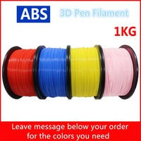 Sandipen ABS filament 1.75mm 1kg high quality plastic filament abs 3d printing natural raw material 3d printer filament ABS02