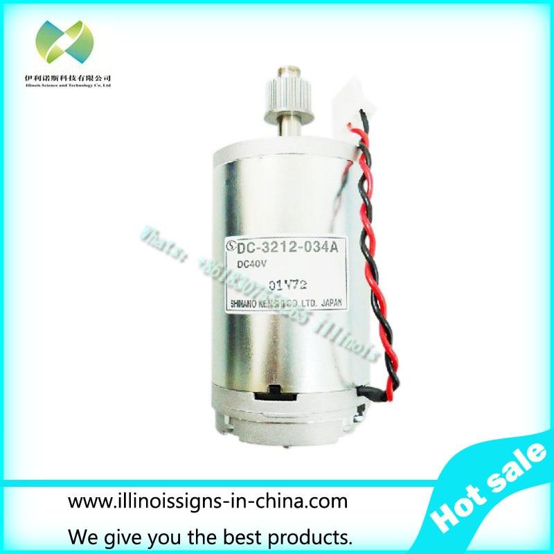 Mutoh PF Motor for VJ-1204 / VJ-1304 / VJ-1604 / VJ-1604W / RJ-900C / RJ-901C--DF-49020