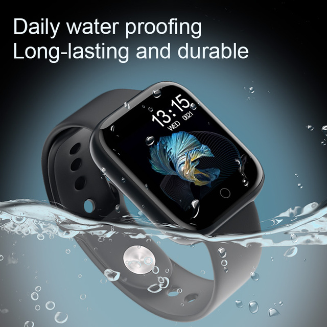 Smart watch Women Men Sports Fashion IP68 Waterproof Activity Fitness Tracker Heart Rate BRIM Smartwatch VS P68 P70 Bracelet 1