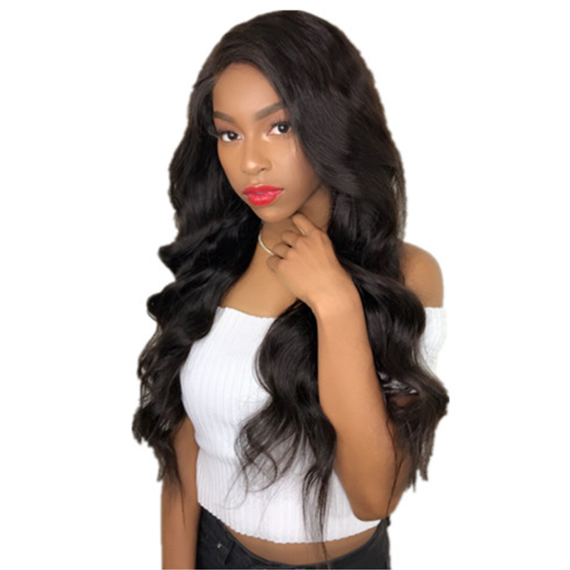 13x6 Deep Part Lace Front Human Hair Wigs Body Wave Wig Peruvian Hair 250% Density Remy Hair Wigs For Women You May