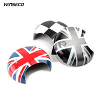 VENSECO MINI Tachometer Cover Car Sticker National Flag Car Styling OEM Interior Accessories For Mini Cooper