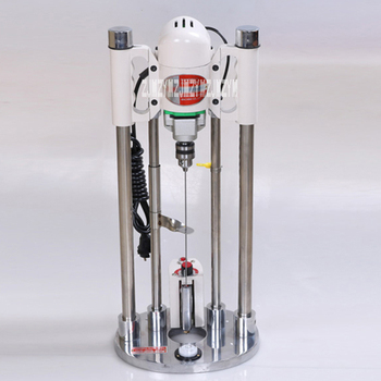 Electric Heating Horizontal Positioning Drill Vertical Clothing Cutting Positioning Drilling Machine 220V 325W 2500rpm