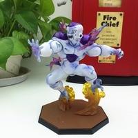 Hot Toys 16cm Dragon Ball Z Games Free Anime Figurines Frieza Super Saiyan Son Goku Action