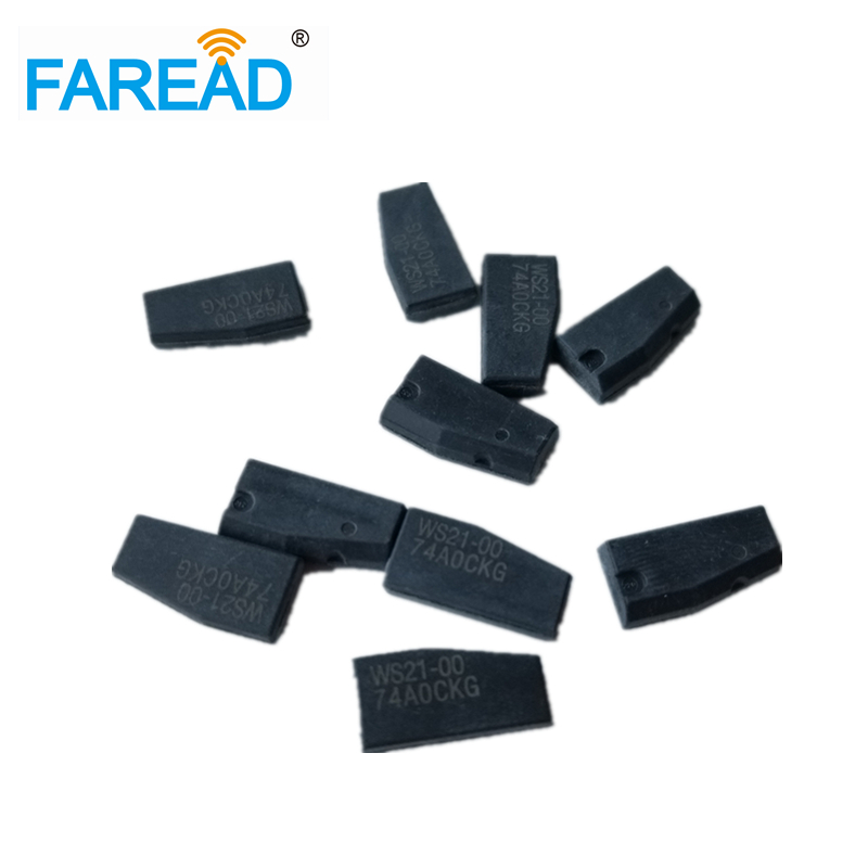 X10pcs/lot Car Key Chip Transponder H (8A) Chip 128 Bit For Toyota Rav4 Camry