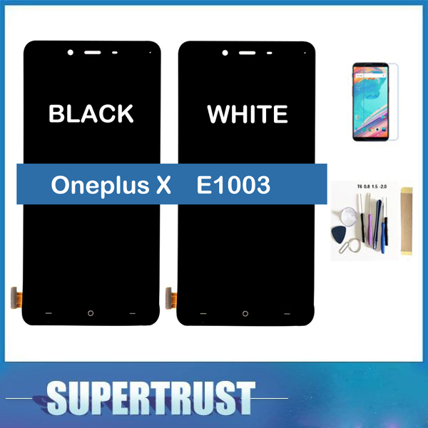 With Kit For OnePlus X E1003 LCD Display+Touch Screen Assembly For Oneplus 3 / Oneplus 5 / Oneplus 5t