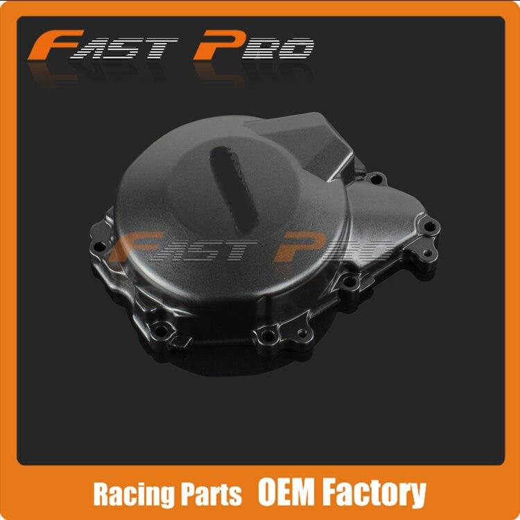 Двигатель цикл Двигатели для автомобиля Двигатель статора Картера Обложка для Yamaha YZF-R6 YZFR6 YZF R6 2003 2004 2005 R6S 2006-2010