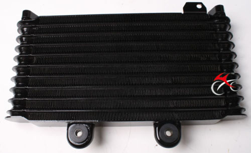 Motorcycle Replacement Oil Cooler Aluminum For SUZUKI GSF 600 GSF600 1995 1999 96 97 98