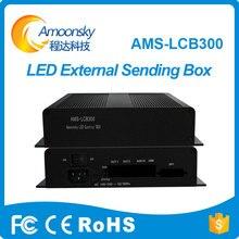 LED kijelző teljes színes küldés kártya vezérlő doboz Linsn NovaStar Colorlight DBSTAR Küldő kártya doboz