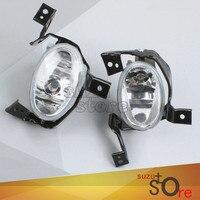 Left +Right Front Bumper Fog Lamps Lights+Bulbs for Honda CRV 2010 2011 OEM: 33950 SWA H11+ 33900 SWA H11