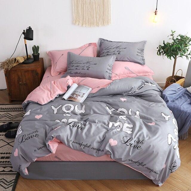 Arwen Bedding Set Pink Panda 3