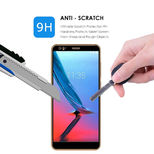Image 5 - Tempered Glass Screen Protector for ZTE Blade V9 9H 2.5D Explosion proof Glass Film Screen Protective for ZTE Blade V9 Vita