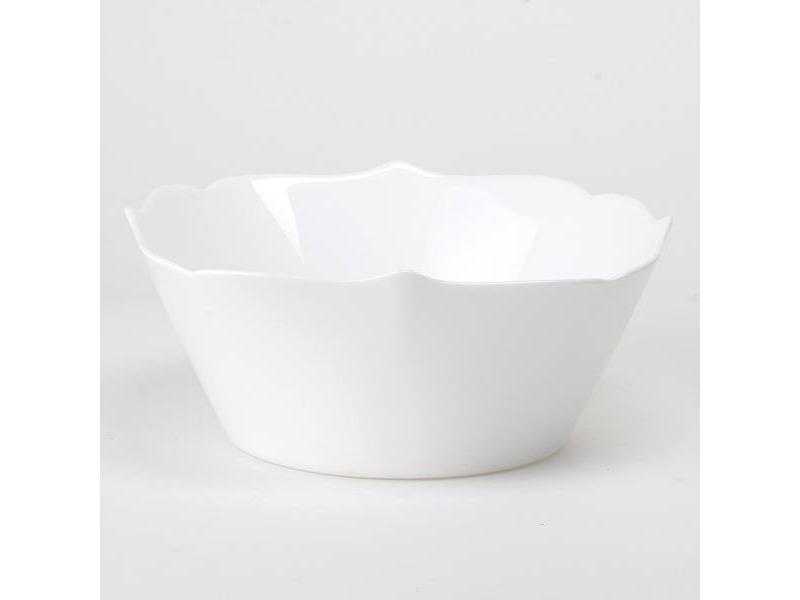 Салатник Luminarc, Authentic, White, 24 см салатник luminarc authentic black диаметр 24 см