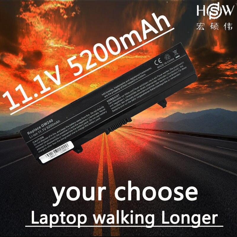 HSW 6 zellen Laptop Akku Für Dell Inspiron 1525 1526 1545 1545 Vostro 500 CR693 D608H GP252 GP952 GW240 GW241 WK380 WK381 WP193