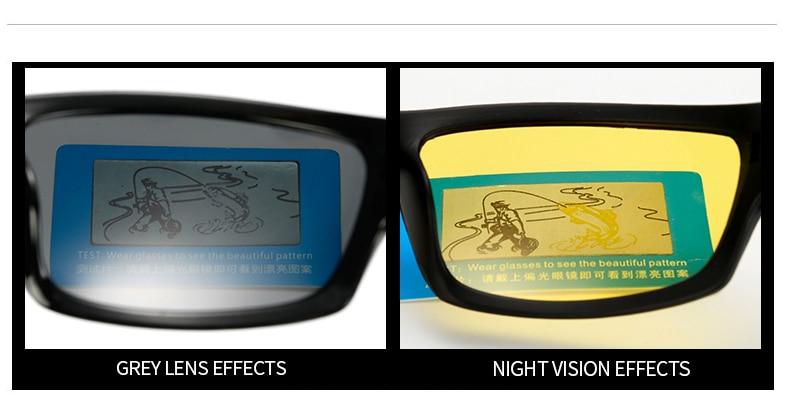Gafas de visión nocturna WarBLade para gafas de sol de conducción - Accesorios para la ropa - foto 4