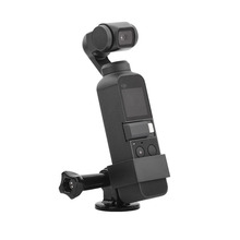 DJI Osmo Pocket Handheld Gimbal Stabilizer Extension Stand Holder with GoPro Adapter for Tripods DJI Osmo Pocket Accessories extension stand mount holder 4th axis gimbal stabilizer for dji ronin s dji osmo plus osmo mobile pro