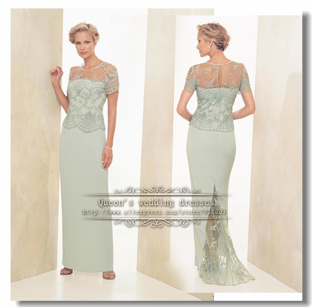 87484b4bc93 Aliexpress.com   Buy Two Piece Mother Of the bride Dress M 0188 from ...