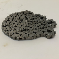 new hisun 500atv/utv cam chain timing chain 124 supermach massimo qlink  bennche excalibur menard