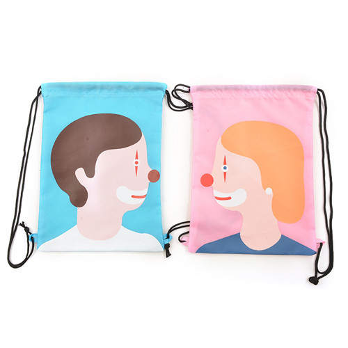 backpack travel bags outdoor couple design Organizer pouch drawstring bags  shrink large capacity Waterproof Bag receive Clothing d8bb49933