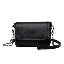 цены на 2019 New Fashion Chain Crossbody Bags for Women Purses and Handbags Luxury Leather Bag for Women Shoulder Bag Woman Handsbag  в интернет-магазинах