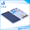 1 piece free shipping replacement repair part 5.2 inch screen for Sony Xperia Z2 L50w D6503 lcd display with touch+frame