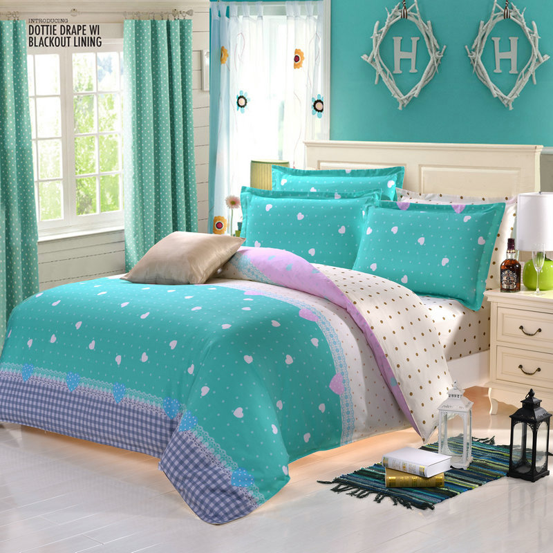 Designer Bedding Polka Dot Sheets Best Bed Luxury Comforter Sets Blue S Holiday